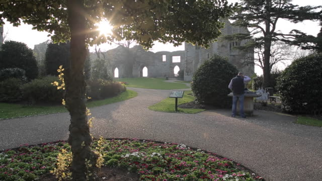 Castle & Gardens, Newark, Nottinghamshire, England, UK, Europe