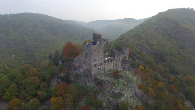 castle liebenstein - german culture stock videos and b-roll footage
