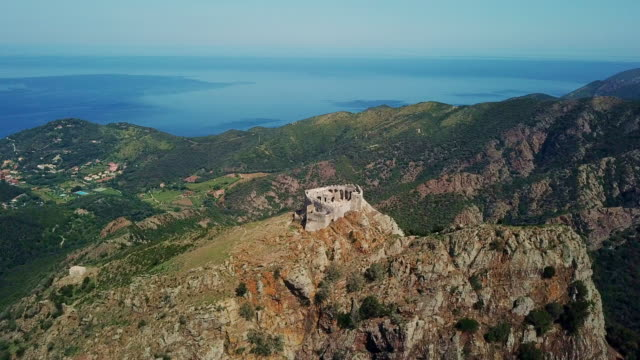 castle ruins - castle island stock videos & royalty-free footage