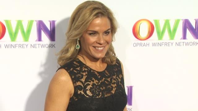 Oprah Winfrey Network Launch Cocktail Reception For The Television Critics Association Winter Press Tour at Pasadena CA