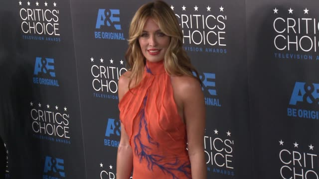 cat deeley at the 2015 critics' choice television awards at the beverly hilton hotel on may 31, 2015 in beverly hills, california. - 放送テレビ批評家協会賞点の映像素材/bロール