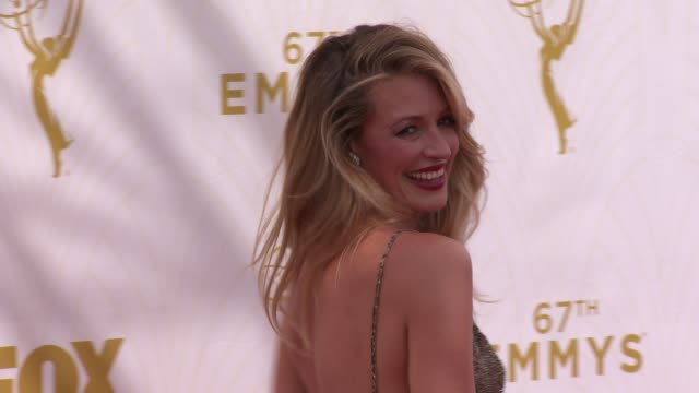 Cat Deeley at the 67th Annual Primetime Emmy Awards at Microsoft Theater on September 20 2015 in Los Angeles California