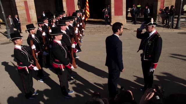 Catalan lawmakers on Wednesday elected a separatist as parliamentary speaker the first stage of a plan by pro independence deputies to get regional...