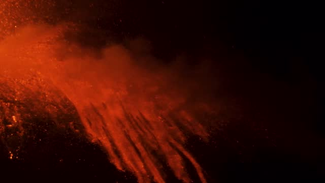 catania-based photographer captured mesmerizing footage of volcanic activity on mount etna on the evening of may 28. there have been numerous... - volcano stock videos & royalty-free footage