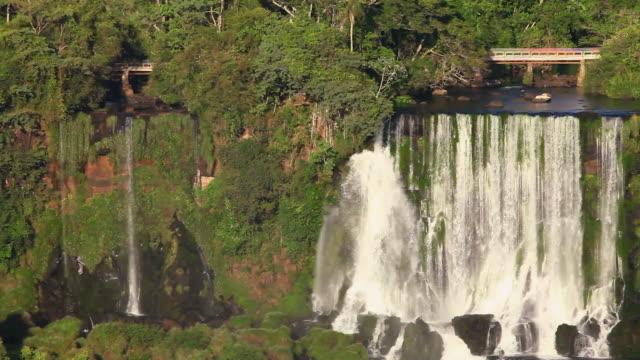 WS Cataratas do Iguacu Falls and Bridge / Foz do Iguacu, Parana, Brazil