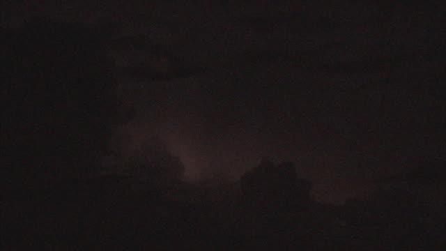 WS Catatumbo lightning at night / San Carlos de Zulia, Zulia, Venezuela