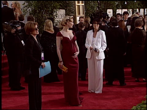 Cate Blanchett at the 2004 Golden Globe Awards at the Beverly Hilton in Beverly Hills California on January 25 2004