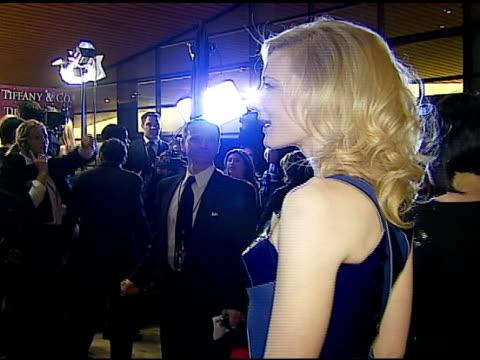 Cate Blanchett at the 2007 Palm Springs International Film Festival Gala Awards Presentation on January 6 2007