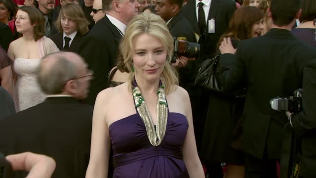 Cate Blanchett at the 2008 Academy Awards at the Kodak Theatre in Hollywood California on February 24 2008