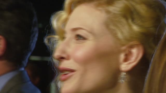 Cate Blanchette at the Special Presentation of Paramount Vantage's 'Babel' at the Mann Village Theatre in Westwood California on November 5 2006