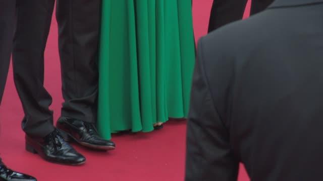 CLEAN Cate Blanchett Natalie Portman Benicio Del Toro Josh Brolin Emily Blunt Joe Jackson at 'Sicario' Red Carpet on May 19 2015 in Cannes France