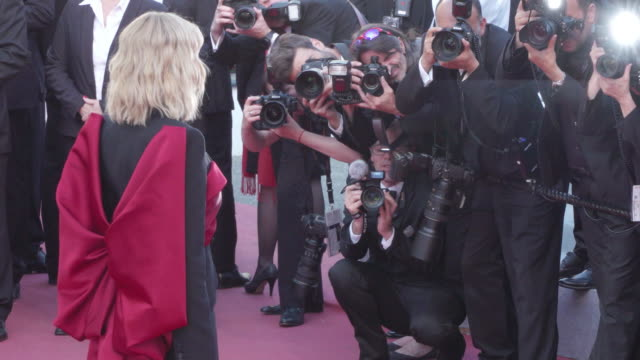 Cate Blanchett shines on the red carpet of The Man Who Killed Don Quixote