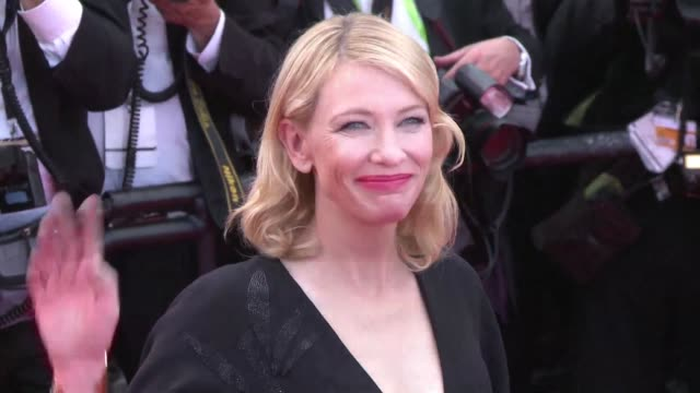 Cate Blanchett the Oscar winning actress leading a Hollywood campaign to tackle sexual harassment in the workplace will head the jury at this year's...