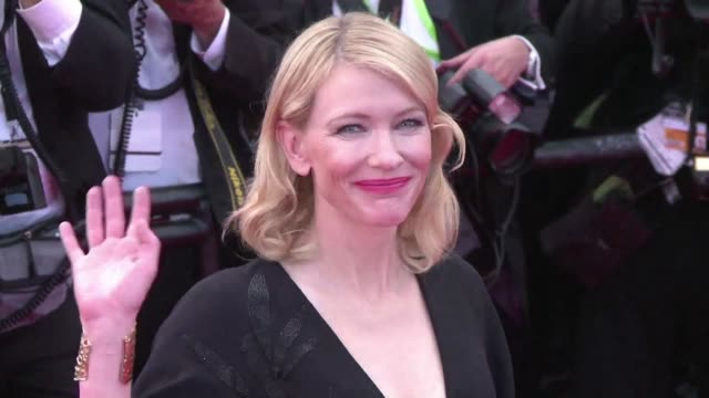 Cate Blanchett will head a majority female jury for this year's Cannes Film Festival
