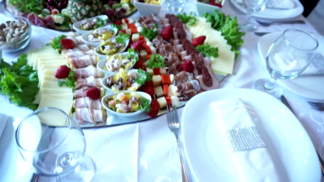 Catering and banquet