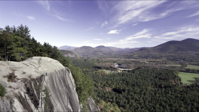 Cathedral Ledge time lapse New Hampshire