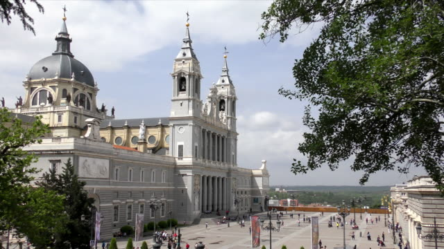Cathedral of the Almudena - Madrid, Spain