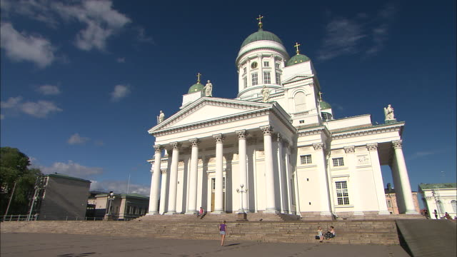 Cathedral Square, Helsinki, Finland