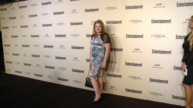 catherine curtin at entertainment weekly's preemmy celebration at fig olive melrose place on september 18 2015 in west hollywood california - entertainment weekly stock videos and b-roll footage