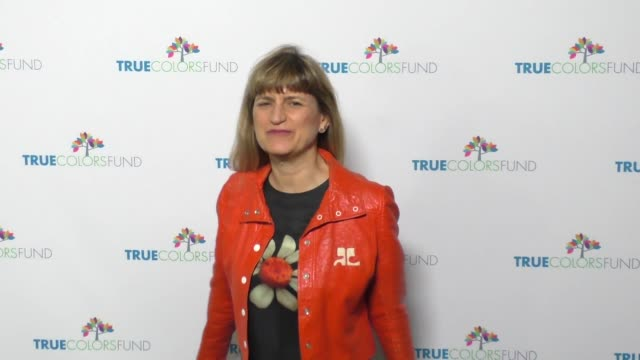Catherine Hardwicke at the Cyndi Lauper's True Colors Fund Inaugural Damn Gala at Hollywood Athletic Club on October 09 2016 in Hollywood California