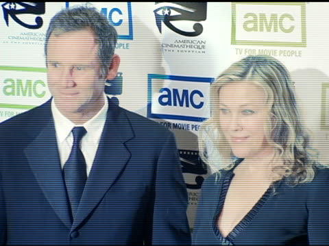 catherine o'hara and bo welch at the 19th annual american cinematheque award honoring steve martin at the beverly hilton in beverly hills california... - スティーブ マーティン点の映像素材/bロール