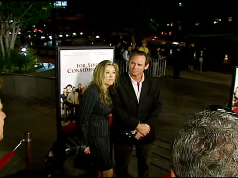 catherine oæhara at the 'for your consideration' los angeles premiere at director's guild of america in los angeles, california on november 13, 2006. - director's guild of america stock videos & royalty-free footage