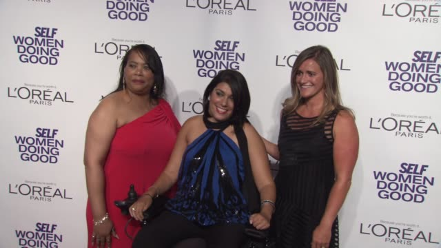Catherine WyattMorley Sabrina Cohen and Tonia Farman at SELF Magazine's 5th Annual Women Doing Good Awards Catherine WyattMorley Sabrina Cohen and...