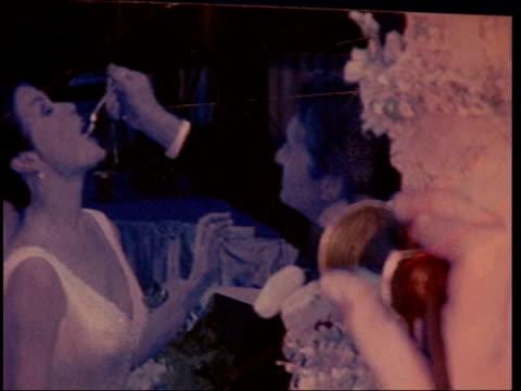 catherine zeta jones/michael douglas privacy battle; date unknown int 'hello' magazine with unofficial photos of wedding tx 10.2.03 high court: ext... - catherine zeta jones video stock e b–roll