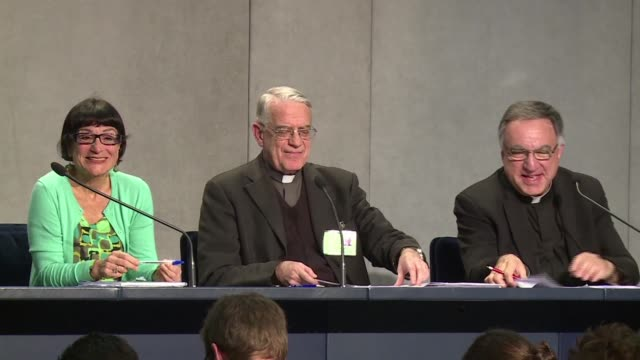 catholic bishops on saturday wrapped up a divisive synod on the family by submitting a consensual report to pope francis that reflects a stalemate in... - synod stock videos & royalty-free footage