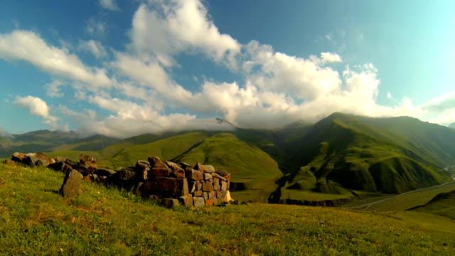caucaso - azerbaigian video stock e b–roll