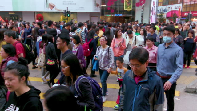 causeway bay - jeans stock videos & royalty-free footage