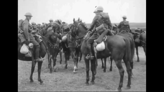 cavalrymen heading off waiting for the next opportunity - television show stock videos & royalty-free footage