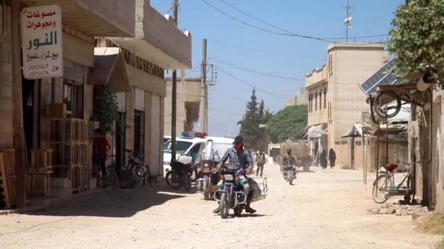 A ceasefire between government forces and rebels went into effect in part of central Syria on Thursday after Russia struck a deal with the opposition...