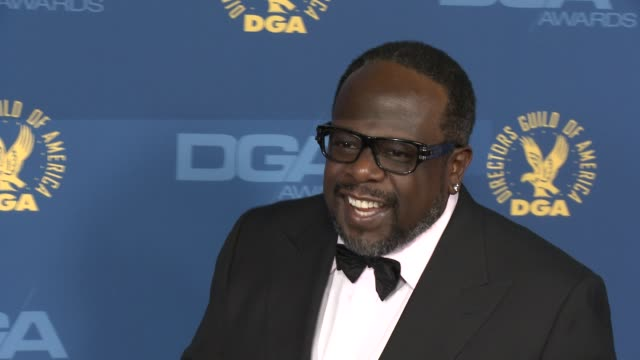 Cedric the Entertainer at 65th Annual Directors Guild Of America Awards Arrivals 2/2/2013 in Hollywood CA