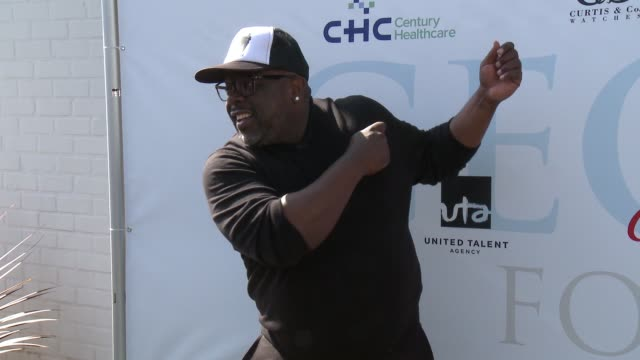 Cedric the Entertainer at Lakeside Golf Club on May 02 2016 in Burbank California
