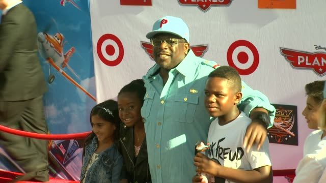 Cedric the Entertainer at Planes Los Angeles Premiere on 8/5/13 in Los Angeles CA