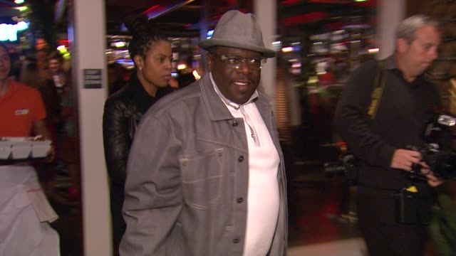 Cedric the Entertainer at Planet Dailies Mixology 101 Grand Opening on 4/5/12 in Los Angeles CA