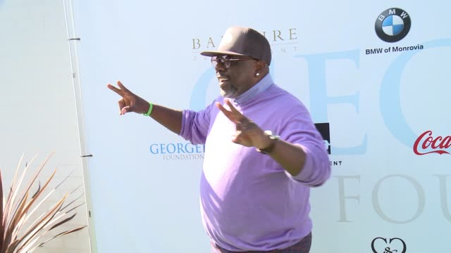 Cedric The Entertainer at the 10th Annual George Lopez Foundation Celebrity Golf Classic at Lakeside Golf Club on May 1 2017 in Toluca Lake California