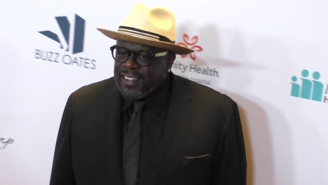 Cedric The Entertainer at the 16th Annual Harold And Carole Pump Foundation Gala at The Beverly Hilton in Beverly Hills at Celebrity Sightings in Los...