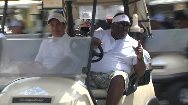 Cedric the Entertainer at the 2nd Annual Amaury Nolasco Friends Golf Classic at Fajardo