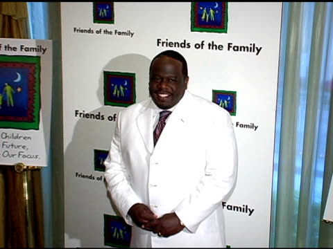 Cedric 'The Entertainer' at the Families Matter Benefit and Celebration at the Regent Beverly Wilshire Hotel in Beverly Hills California on June 3...