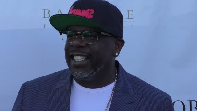 Cedric The Entertainer at the George Lopez Foundation 10th Anniversary Celebration Party on April 30 2017 in Los Angeles California