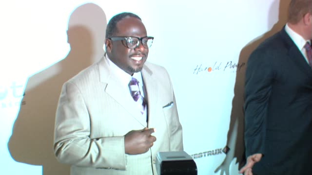 Cedric the Entertainer at the The Harold Pump Foundation 10th Annual Gala at Los Angeles CA