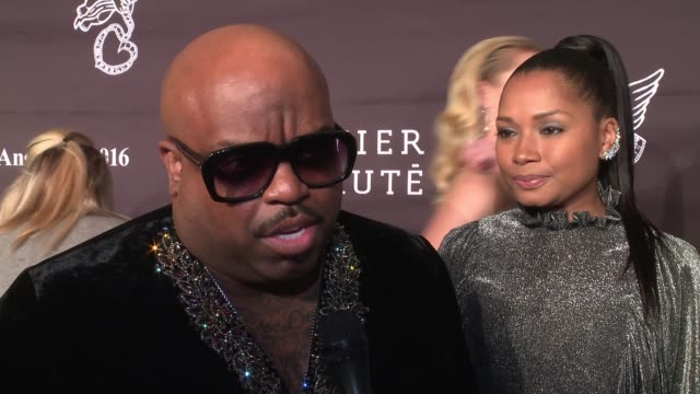 INTERVIEW CeeLo Green on attending this year at 2016 Angel Ball at Cipriani Wall Street on November 21 2016 in New York City