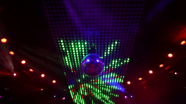 Carl beam videos and b roll footage getty images hd ceiling lights with disco ball loopable aloadofball Images