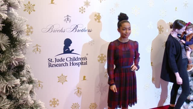 Celebrates The Holidays with St Jude Children's Research Hospital 2016 in Los Angeles CA