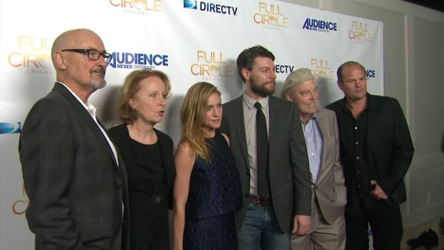 "celebrates the season 2 premiere of ""full circle"" in los angeles ca - event capsule stock videos & royalty-free footage"