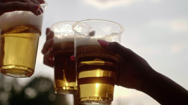 celebratory toast/ katowice/ poland - entertainment event stock videos & royalty-free footage