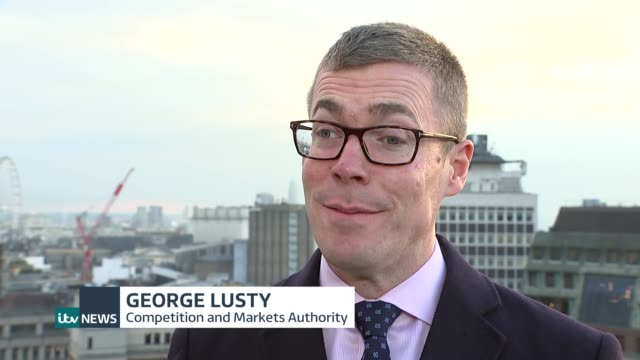 Celebrities pledge to be more transparent over social media posts ENGLAND London EXT George Lusty interview SOT