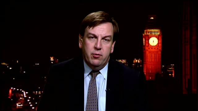 vídeos de stock, filmes e b-roll de 'celebrity big brother' racist bullying row channel 4 to launch review westminster int john whittingdale mp interview sot - big brother